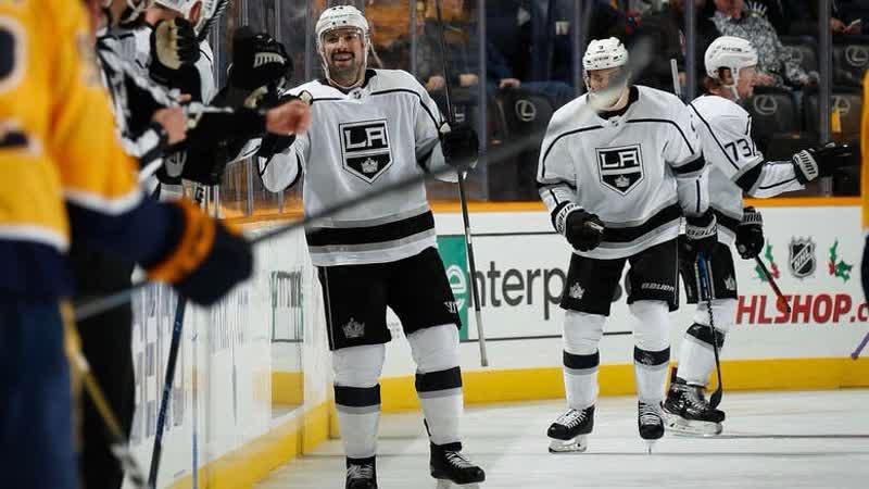 НХЛ-2018/19. Первая шайба Нэйта Томпсона в нынешнем сезоне (18.11.18)