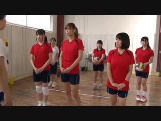 Konno hikaru, sakuragi yukine, hanyuu arisa [big tits, blowjob, censored, college, cowgirl, creampie, doggy style, rape]