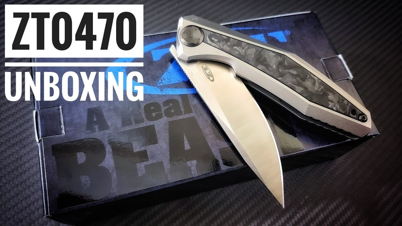 ZT 0470 Unboxing -- Sinkevich Super Atmos!
