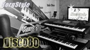 KorgStyle - Наедине В Стиле Диско80 №1 (Korg Pa 900) Remastering