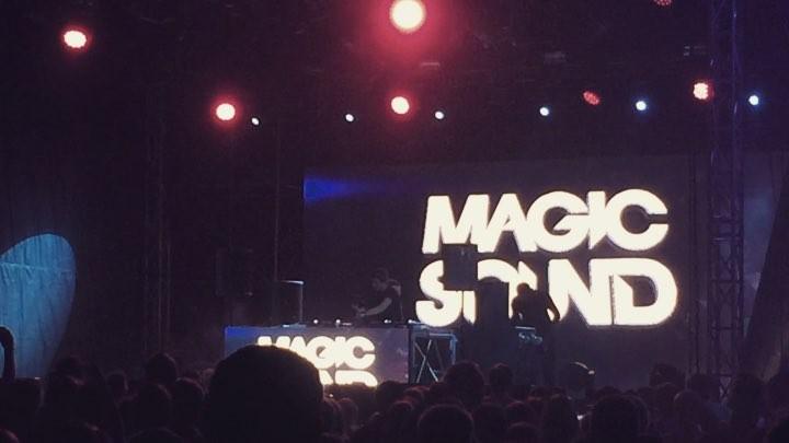 """Алексей Акулов on Instagram 🔥наше выступление MAGIC SOUND Live intro @magicsoundprod edmfamily festival magicsound"""""""