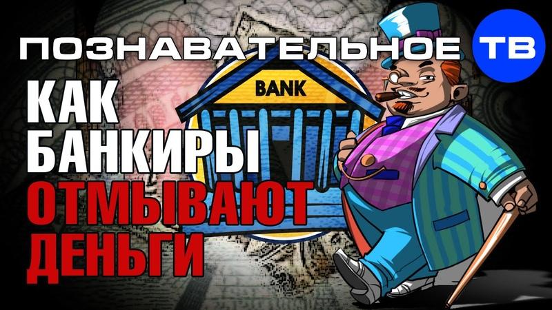 Как банкиры отмывают деньги (Познавательное ТВ, Валентин Катасонов)