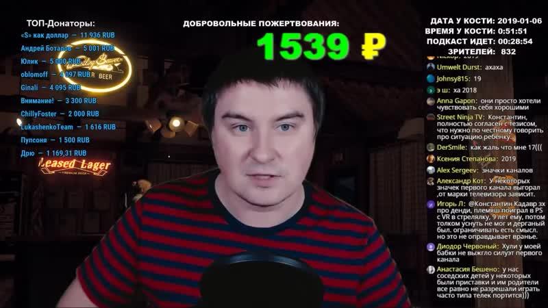 Константин_Кадавр - Родители пиздаболы