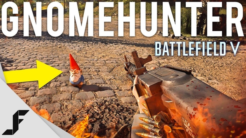 Battlefield 5 The Gnome Hunter