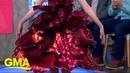 Designer Zac Posen calls 3D printed Met Gala gowns 'the future' of fashion