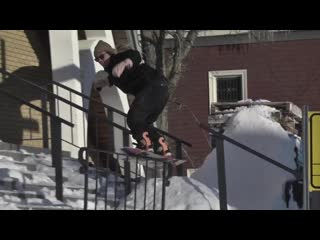 Maria thomsen- real snow 2019 - world of x games