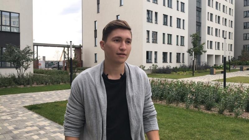 «Солнечный»: экскурсия с архитектором Александром Шиловым