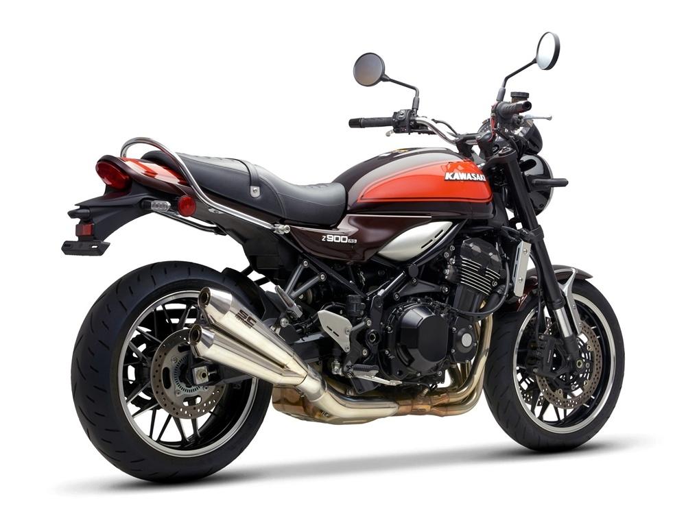 Мотоцикл Kawasaki Z900RS Classic Edition