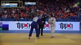Hamidova S AZE Borisova O RUS 10 -44kg Junior European Championship Sofia 2018 Bronze