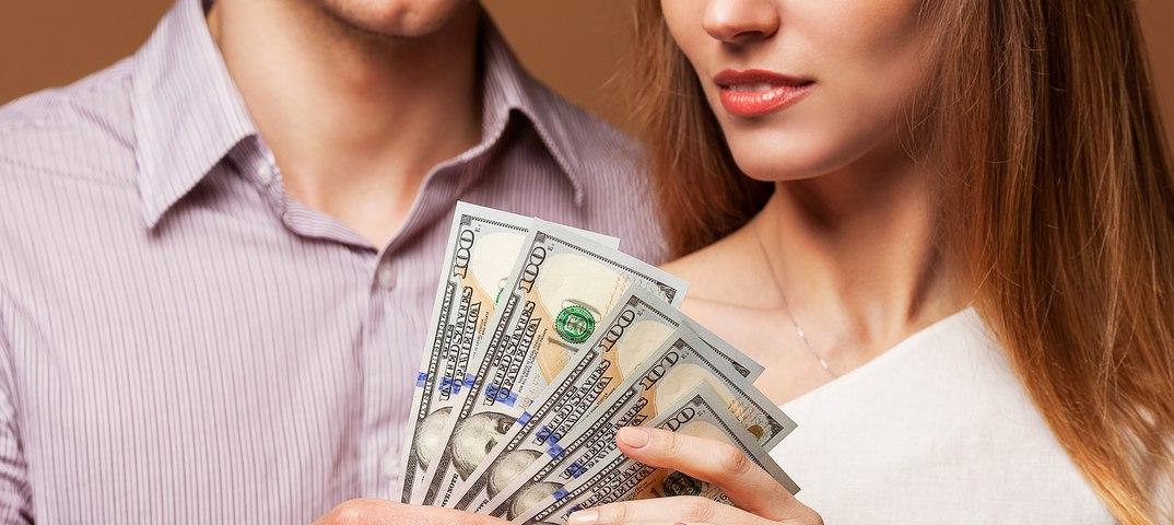 деньги хочу девушку за