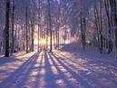 Закат Зимнего солнца