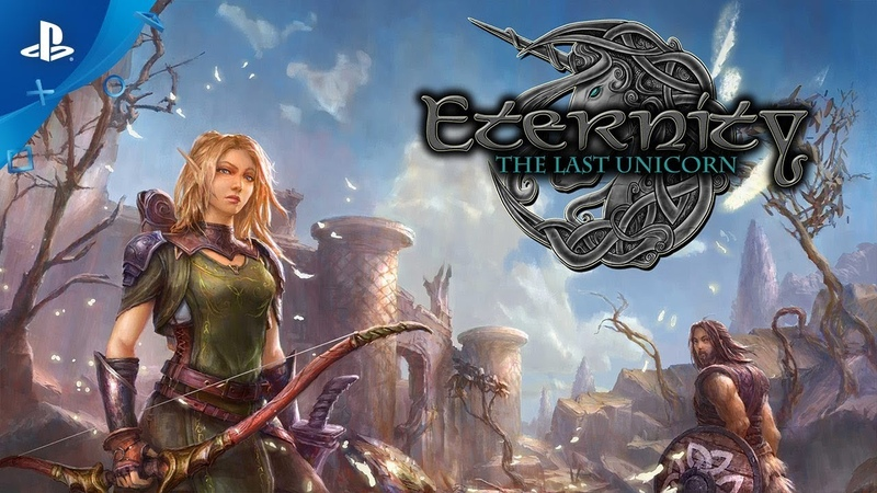 Eternity The Last Unicorn Release Date Trailer PS4