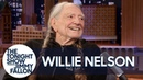 Willie Nelson Is Chief Tester At His Weed Company
