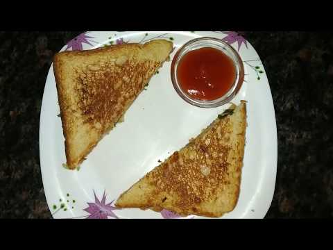 झटपट बनाएं स्पाइसी आलू सैंडविच How to Make Potato Sandwich Spicy Aloo Sandwich Recipe