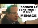 ATTENTATS - F. Hollande « Le Gouvernement Invente des Terroristes »