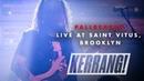 PALLBEARER Live at Saint Vitus in Brooklyn New York