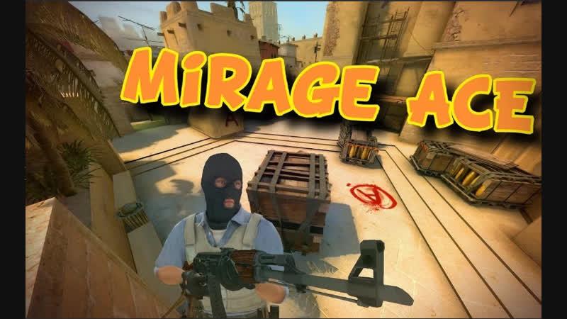 / 666x vol7ik \ x ace /w m4 | Mirage