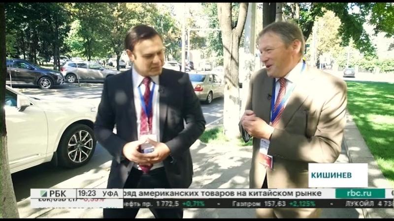 РБК. ОБОЗРЕВАТЕЛЬ. Борис Титов, бизнес-омбудсмен РФ