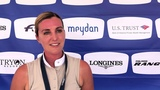 Interview Emmelie Scholtens op de Wereldruiterspelen in Tryon