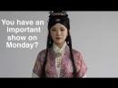 Smart Chinese humanoid robot Jiajia says