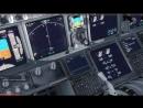 Следую за реальным рейсом SU-031 Аэрофлот из Санкт-Петербурга в Москву (Шереметьево)