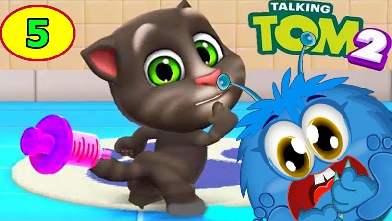 My Talking Tom 2 Android Gameplay Ep 5