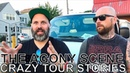The Agony Scene - CRAZY TOUR STORIES Ep. 642