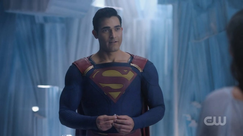 Clark Proposes To Lois/End Scene Part 1 || Elseworlds Crossover Supergirl 4x09 1080p60fps