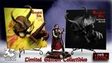 Mercyful Fate 'Don't Break the Oath' 3D Vinyl Special Ltd. Edition &amp King Diamond Rock Iconz