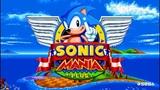 Sonic Mania Plus (PC) Mania Mode, All Chaos Emeralds WALKTHROUGH 1080p