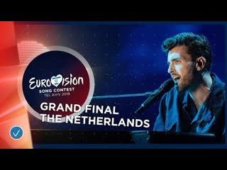 The netherlands duncan laurence arcade grand final eurovision 2019 (нидерланды финал евровидение победитель)