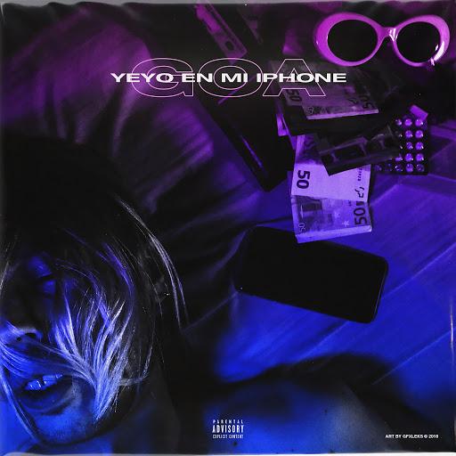 GOA альбом Yeyo en Mi Iphone