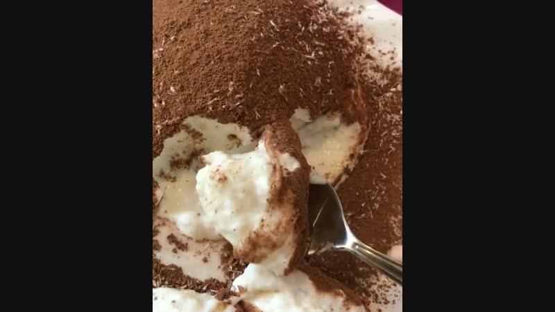 Легкий пп десерт