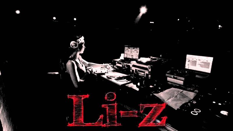Li-z - Darkcore/Industrial Mix