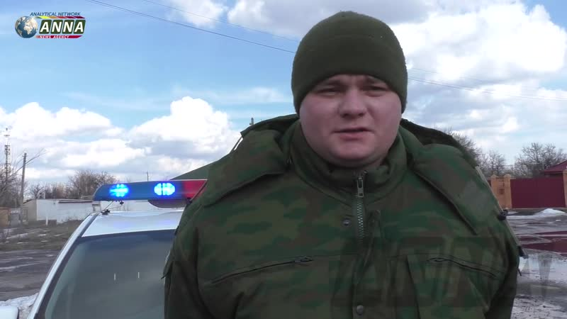 Военнослужащие ЛНР поздравили женщин с 8 марта.
