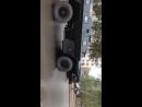 По улицам Йошкар-Олы катаются танки