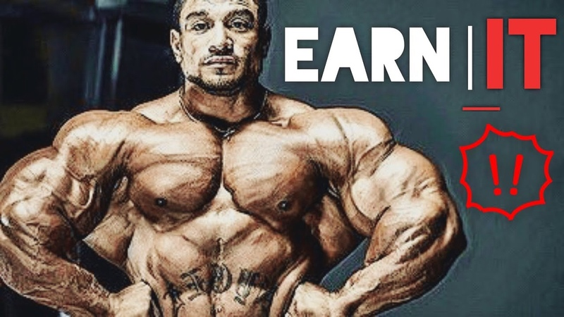 CHAMPIONS ARE MADE, NOT BORN - Bodybuilding Lifestyle Motivation