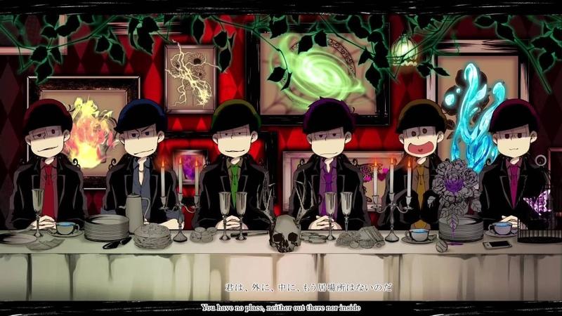 【Osomatsu-san おそ松さん】Red Purge レッド・パージ!!! [ENG Sub]