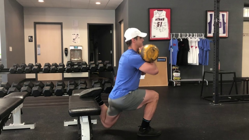 KB | RFE | split squat