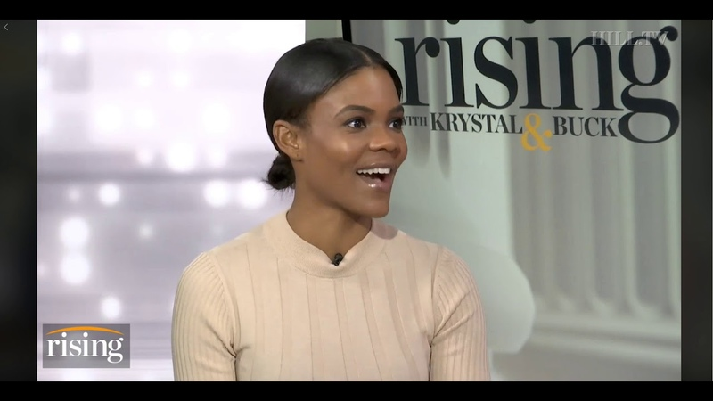 FULL VERSION Candace Owens DECIMATES Hill TV's Krystal Ball 25 Oct 18