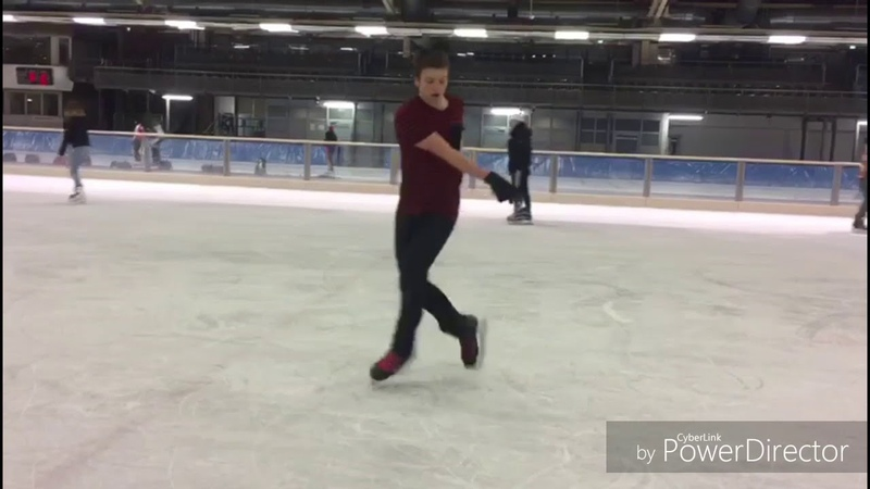 Xtrem Ice Skating (Freestyle Jump) Video Nono