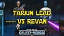 Tarkin Lead VS Revan - HODA Is Magical For Jedi Speedfest - Star Wars: Galaxy Of Heroes - SWGOH