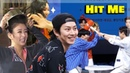 Kpop Idols Funny Rock Paper Scissors Game - iKON, Mamamoo, Seventeen, ASTRO, BTOB, Pristin and more