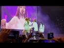 Somi - Roller Coaster Gashina Cover    KBS Music Bank in Berlin
