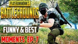 PUBG - Funny Moments (Best Moments, Stream Highlights) Top Players Ep.7
