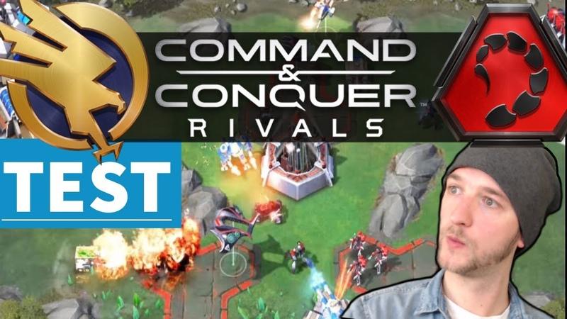 Command Conquer Rivals release! 🔥 TEST! [German/Deutsch APP]