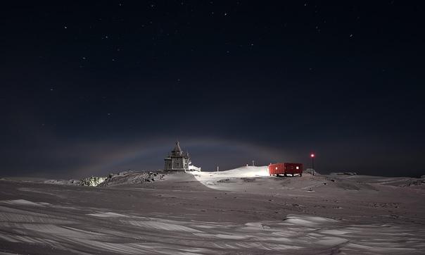 Первая кровь в Антарктиде: полярник пытался зарезать коллегу за спойлеры к книге