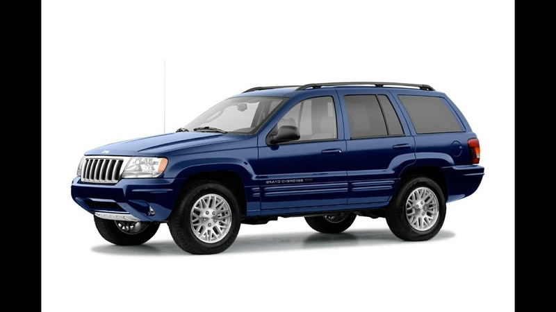 Замена колодок Jeep Grand Cherokee 4.7l