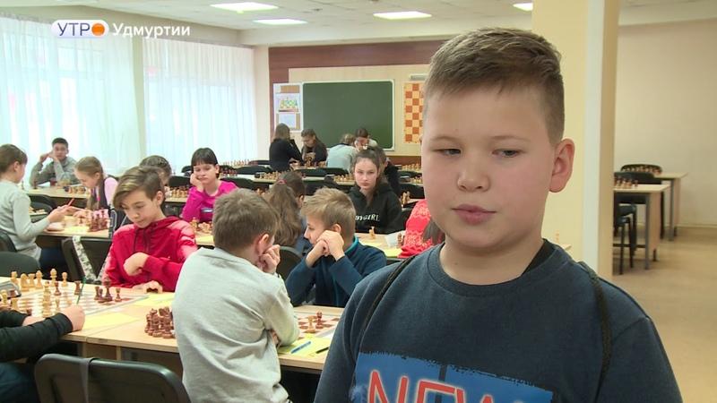 В Ижевск приехали лучшие юные шахматисты страны