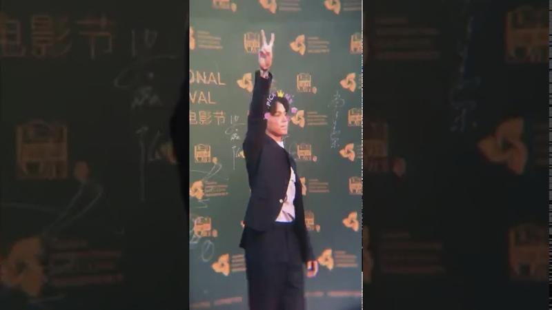 Dimash Kudaibergen Димаш Құдайберген 迪玛希 Hainan Island International Film Festival Red Carpet